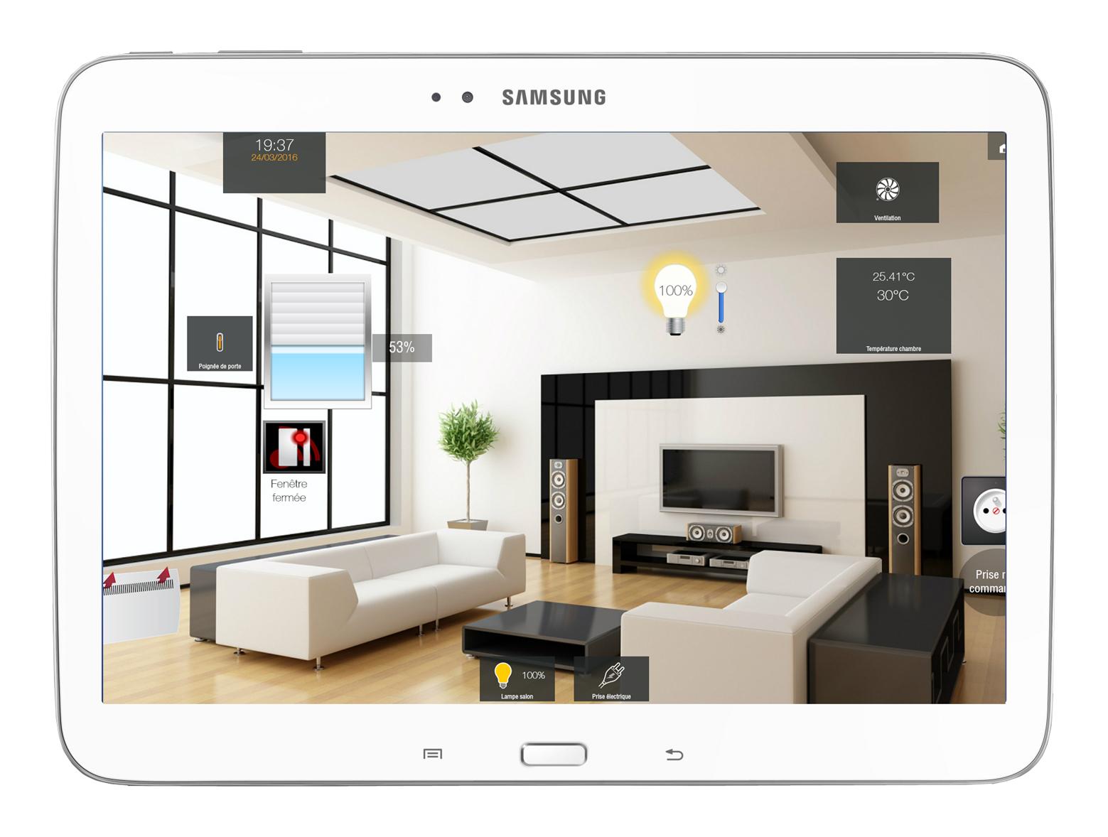 erm enocean smart home. Black Bedroom Furniture Sets. Home Design Ideas